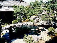 池工事・庭園工事